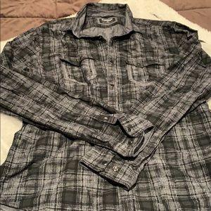 Express! Men's dress shirt